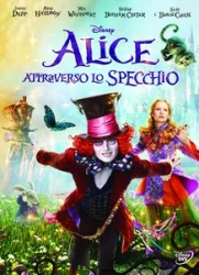 Alice attraverso lo specchio [DVD]