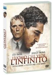 L'uomo che vide l'infinito [DVD]