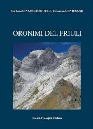 Oronimi del Friuli
